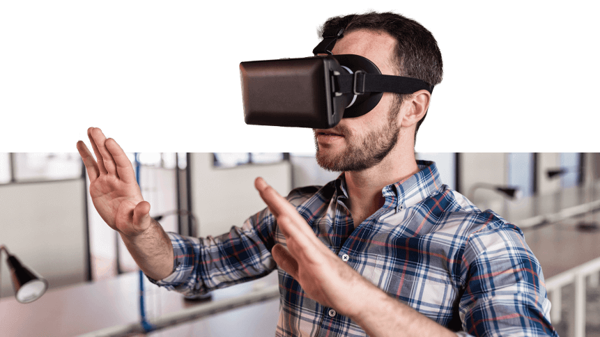 VR all set to go big this year. Source: iStock