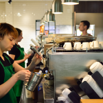 Starbucks crunches a lot of numbers everyday.
