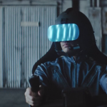 Varjo VR-1 headset.