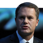 Walmart CEO, Doug McMillon, topped the list of social leaders