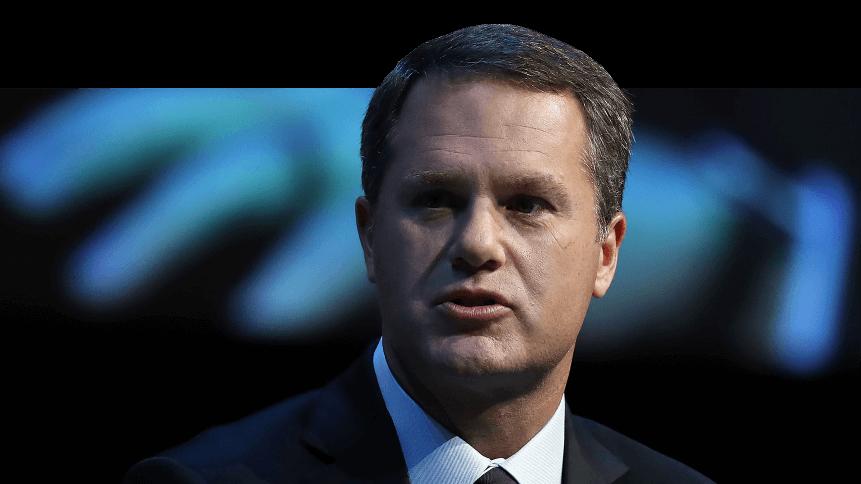 Walmart CEO, Doug McMillon, topped the list of social leaders