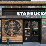 Blockchain in retail: Starbucks will use blockchain to track coffee production.