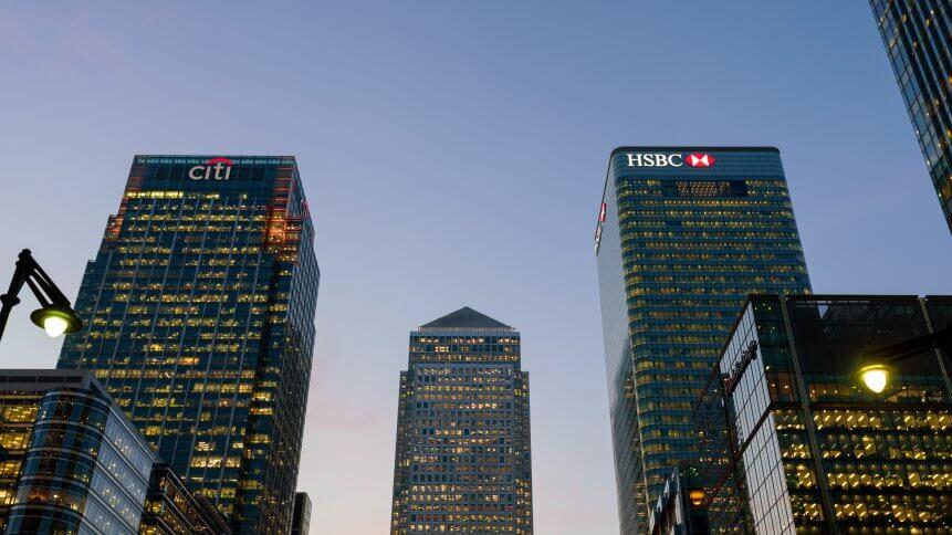UK banking faces disruption.