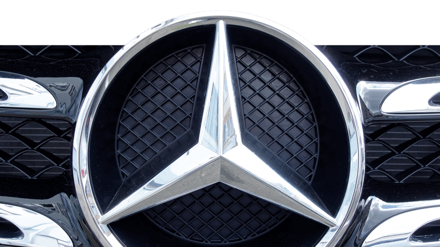 Daimler, owner of Mercedes Benz, is behind the new crypto wallet partnership