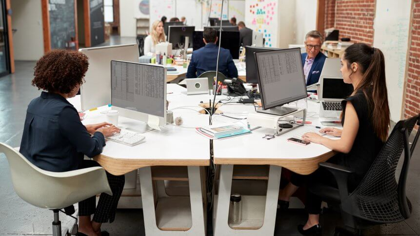 Workplace technology has transformed our businesses