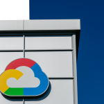Google Cloud Platform logo.