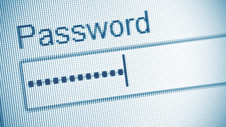 Passwords are no longer sufficient security.