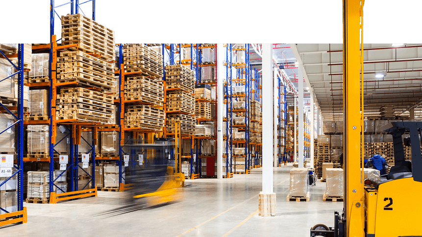 On-demand warehouse makes use of surplus space