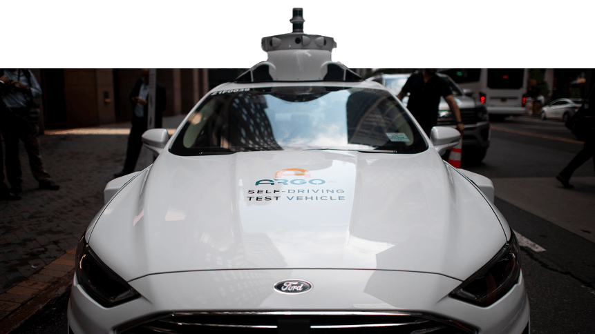 6G could provide next-gen networks for autonomous vehicles.