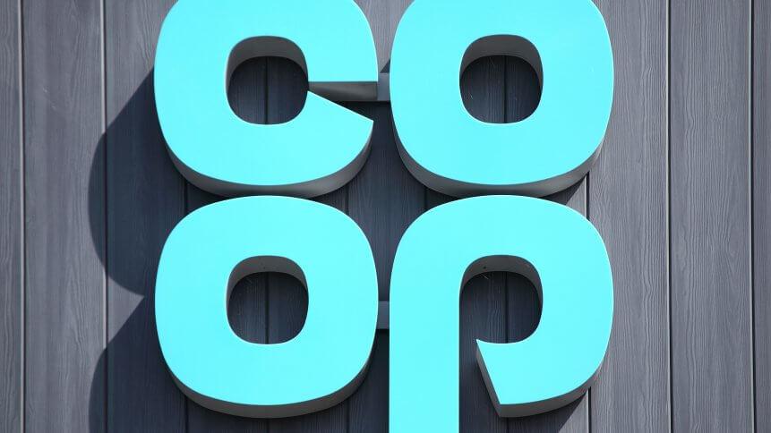 UK convenience store retailer Co-op
