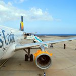 Thomas Cook airlines touches down for the last time