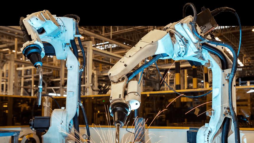 Slow robotics adoption could see productivity slump in the UK.