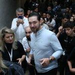 Reddit Co-Founder Alexis Ohanian arrives at WCIT 2019