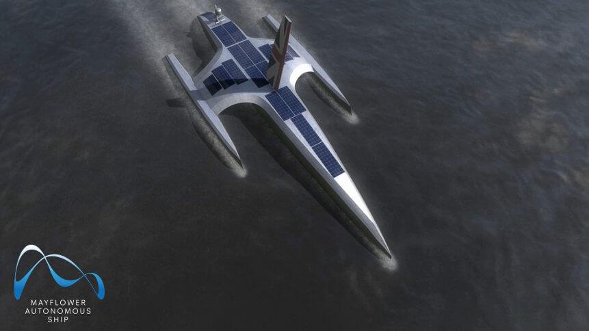 The MAS autonomous ship