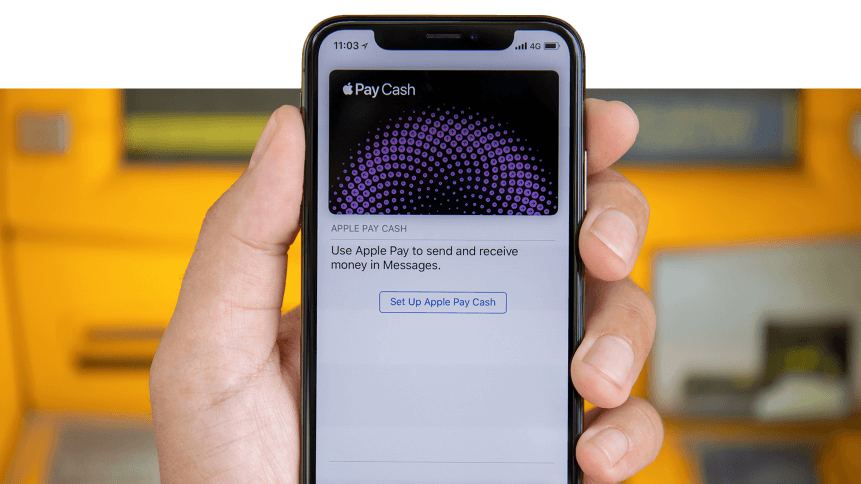 Digital wallets are prime examples of digital transformation