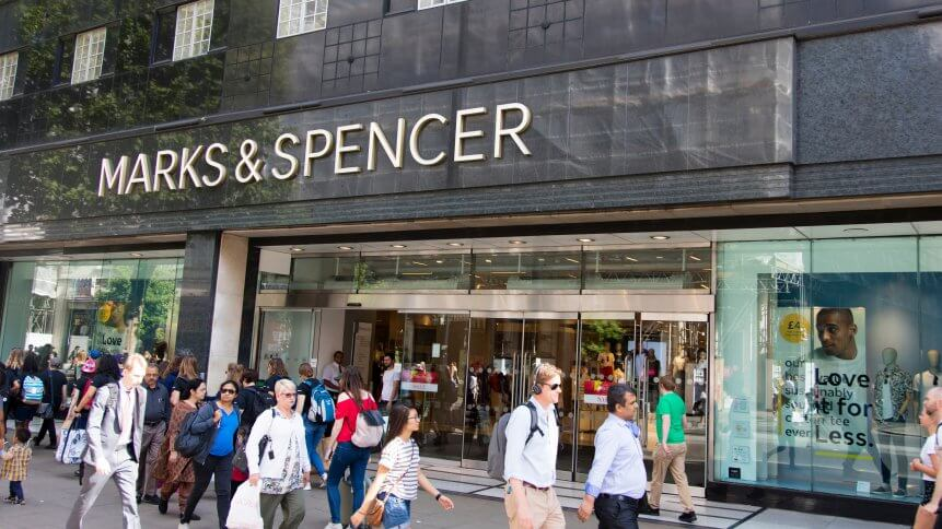 Marks & Spencer's demotion from FTSE 100 shows just how competitive retail has become