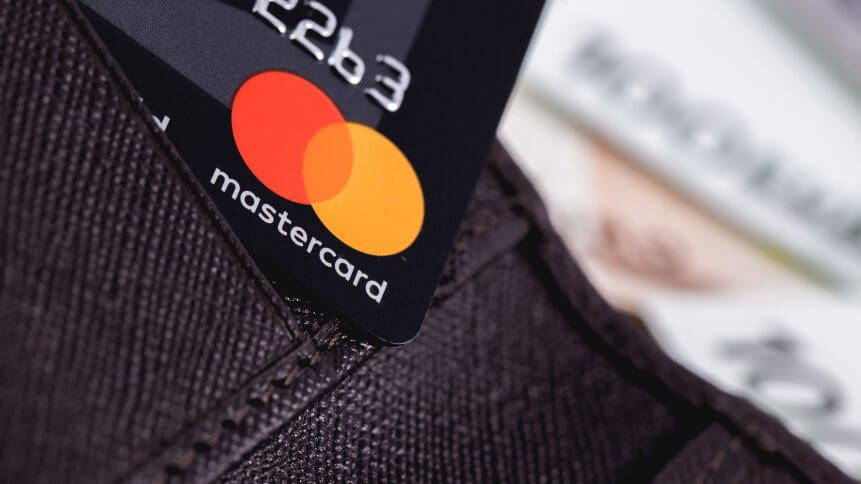 Mastercard is the 'top three' blockchain innovator