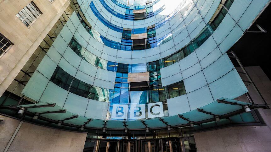BBC Broadcasting House headquarters