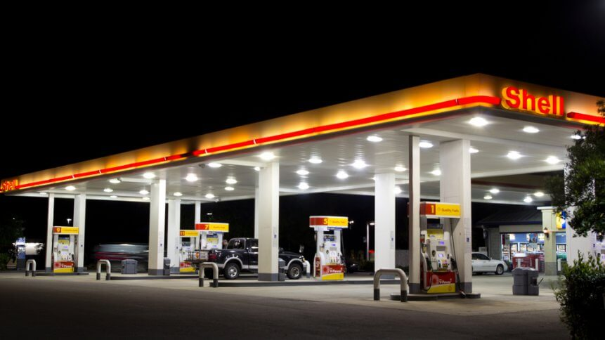 Shell used AI to monitor and predict demand for EV charging terminals on its forecourts.