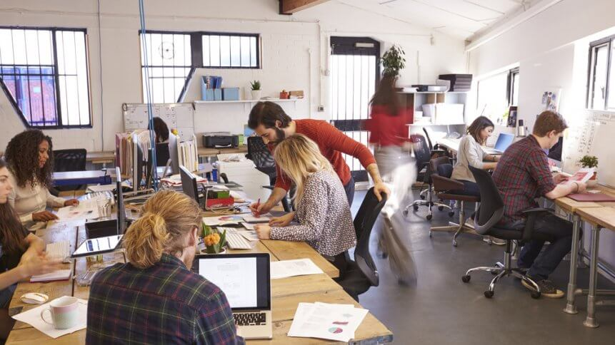 Workspaces are changing to meet employee expectations.
