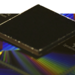 An illustration of Google's Sycamore quantum processor