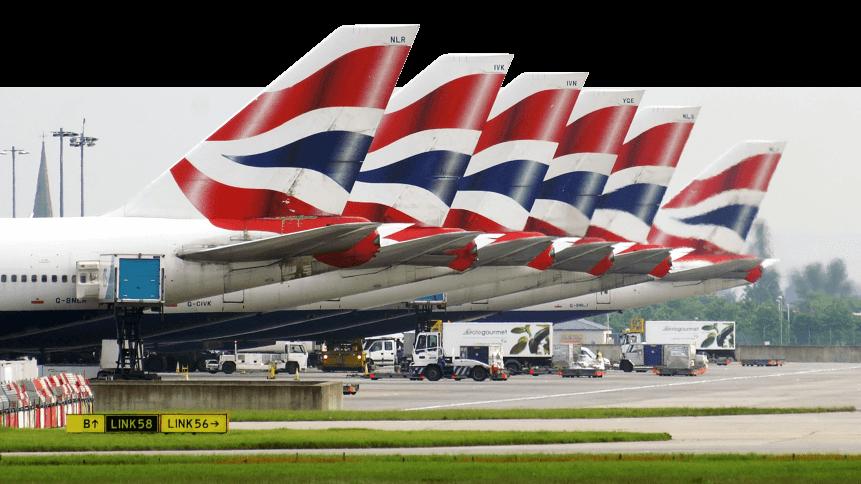 British Airways came under fire in 2019.