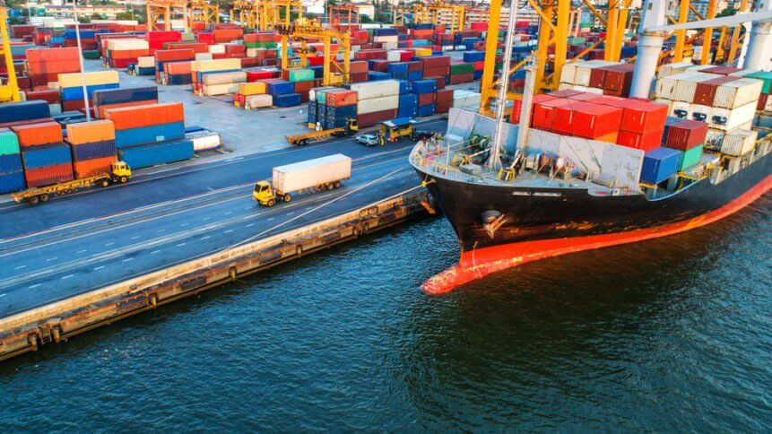 Blockchain and IoT could enhance transparency in complex supply chains.