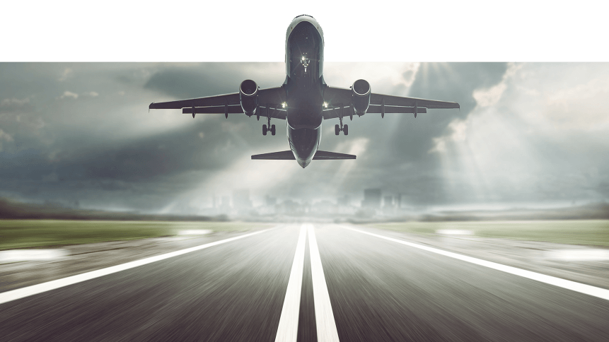 IoT could enchance the experience of air travel in the coming years.