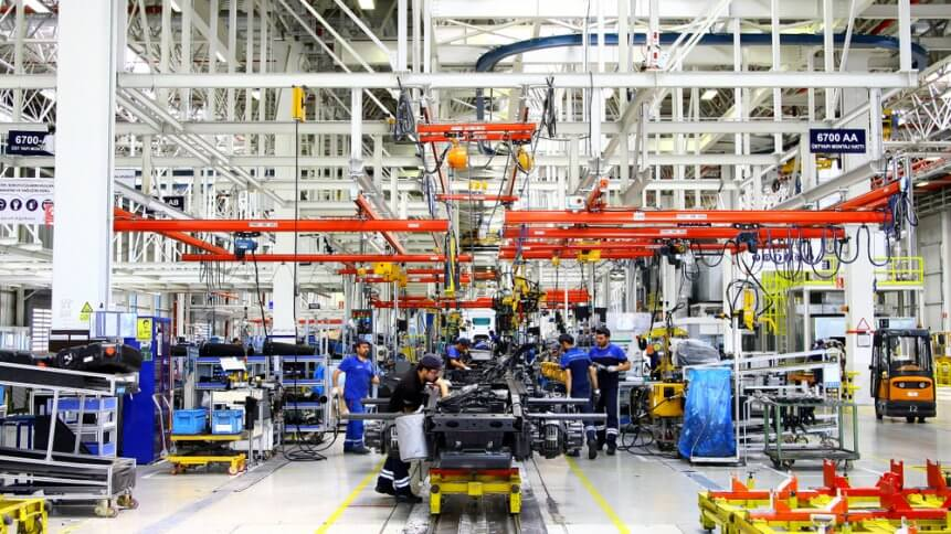 Ericsson brough 5G to one of Mercedes Benz's factories in Germany