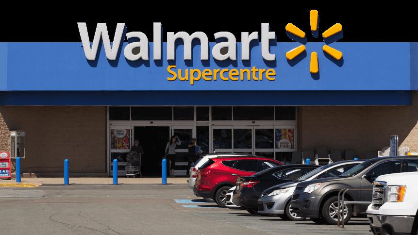 A Walmart Supercenter